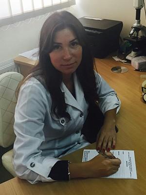 Пахно Ольга Леонидовна - ЛОР врач отоларинголог первой категории в центре Лоридан в Харькове.