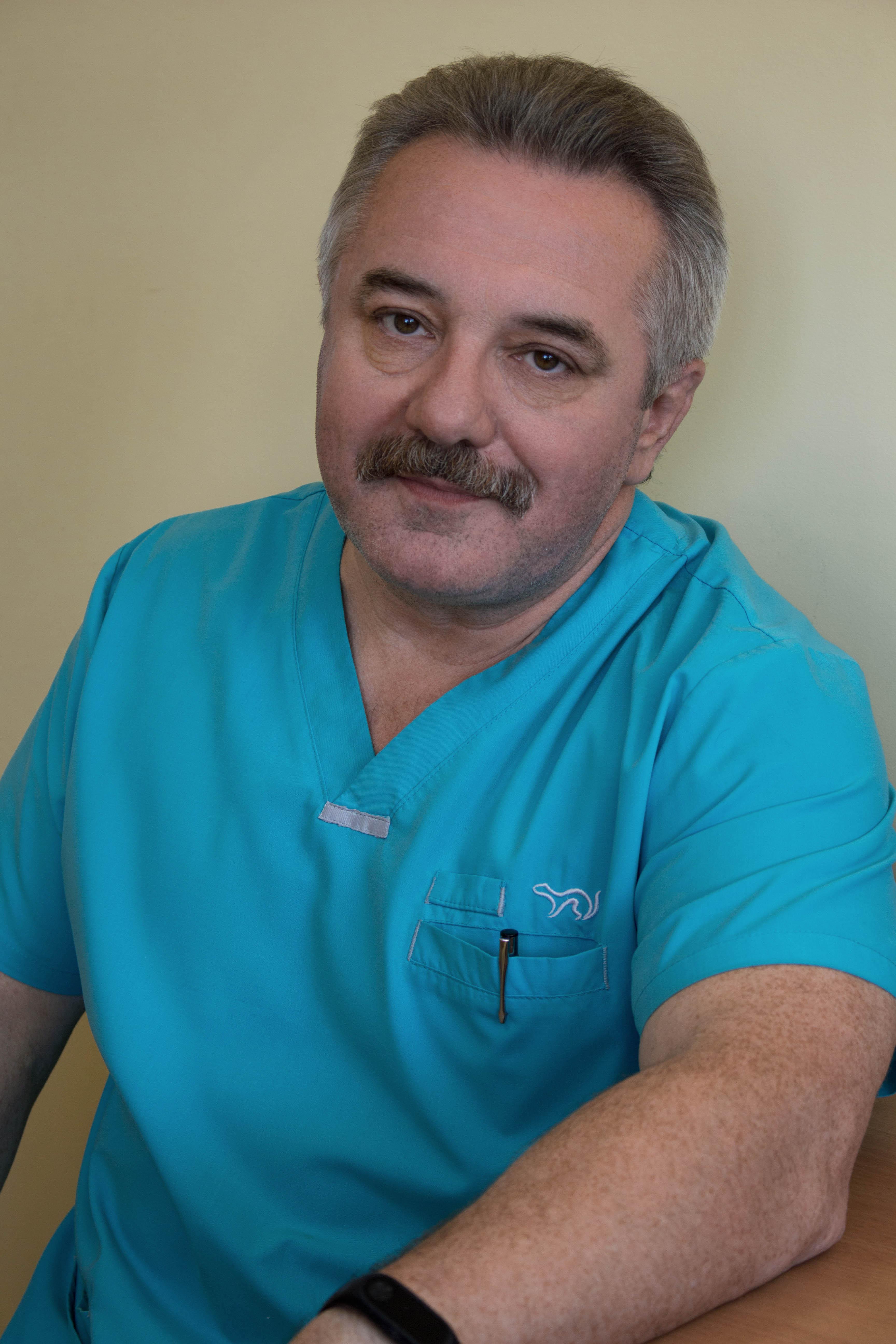 Кушнир Виктор Иванович - врач акушер-гинеколог высшей категории, врач УЗД в центре Лоридан Плюс.