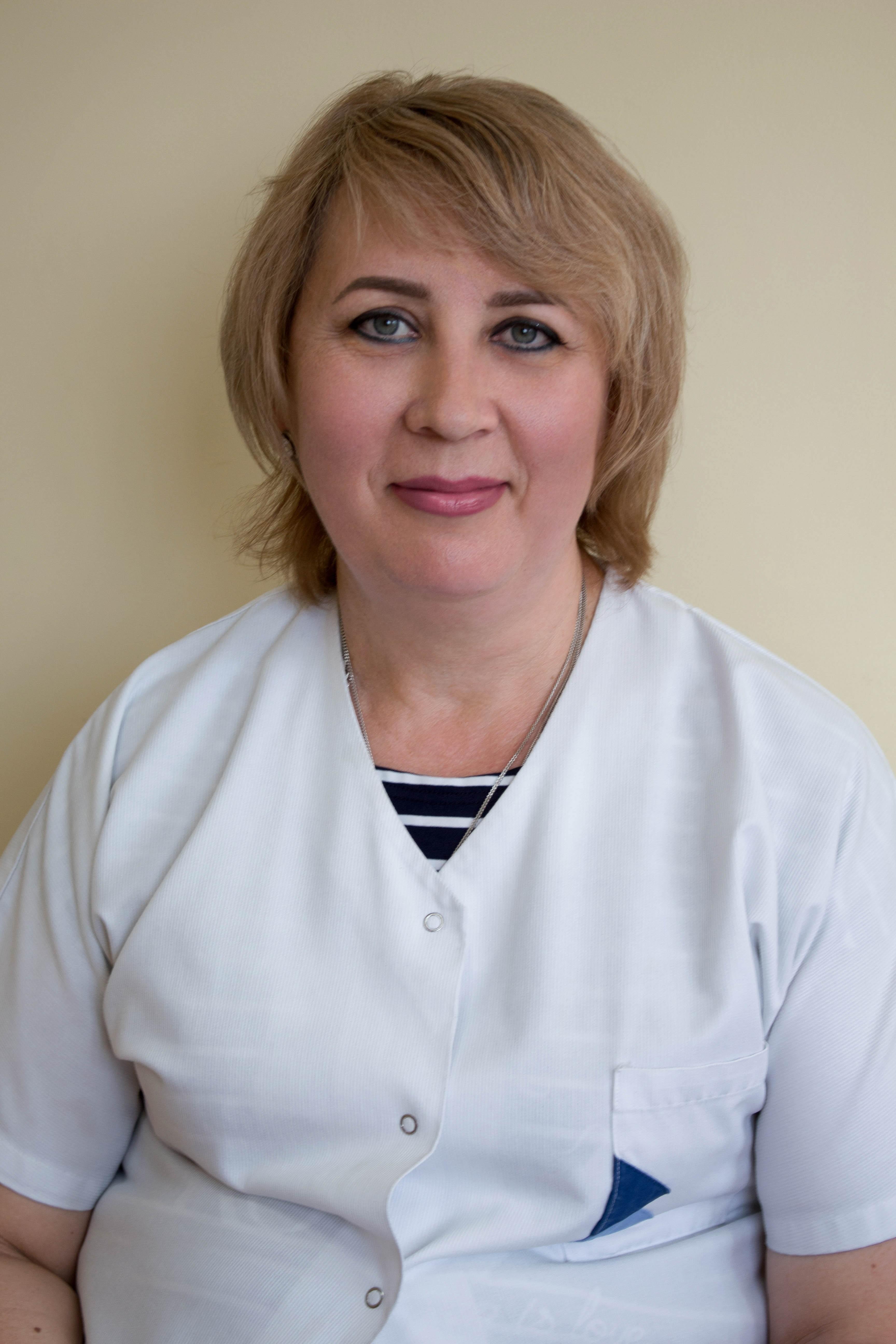 Белых Ирина Юрьевна - врач хирург, эндоскопист